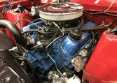 Ford Falcon XW GT Candy Apple Red Engine | Muscle Car Warehouse
