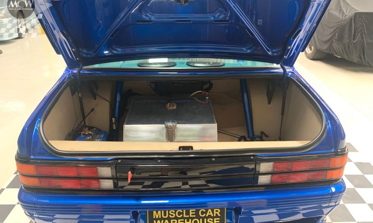 1985 Holden Commodore VK SS GroupA Replica Trunk | Muscle Car Warehouse