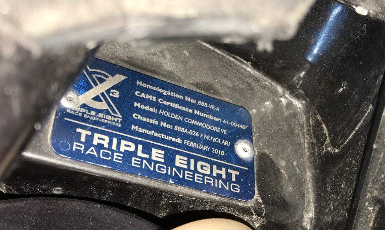 Holden VE V8 Supercar Race Car 2010 Number | Muscle Car Warehouse