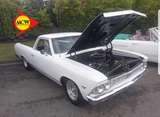 1966 Chev El Camino | Muscle Car Warehouse