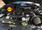 2007 Ford GT 500 Shelby Engine | Muscle Car Warehouse