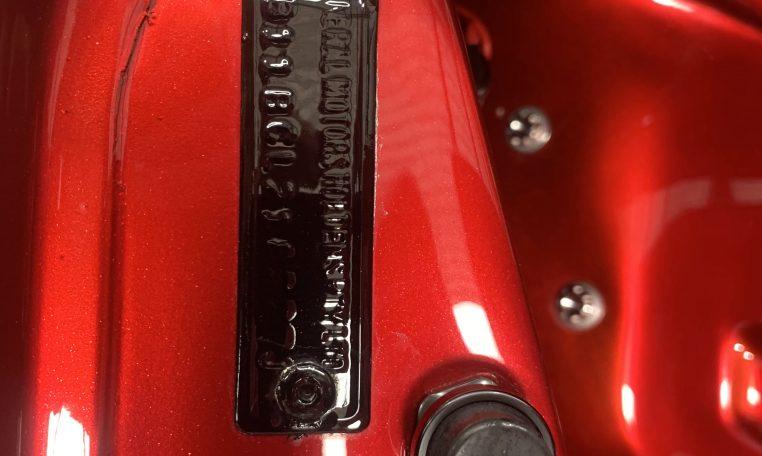 1972 Holden LJ Torana 2 Door Number | Muscle Car Warehouse