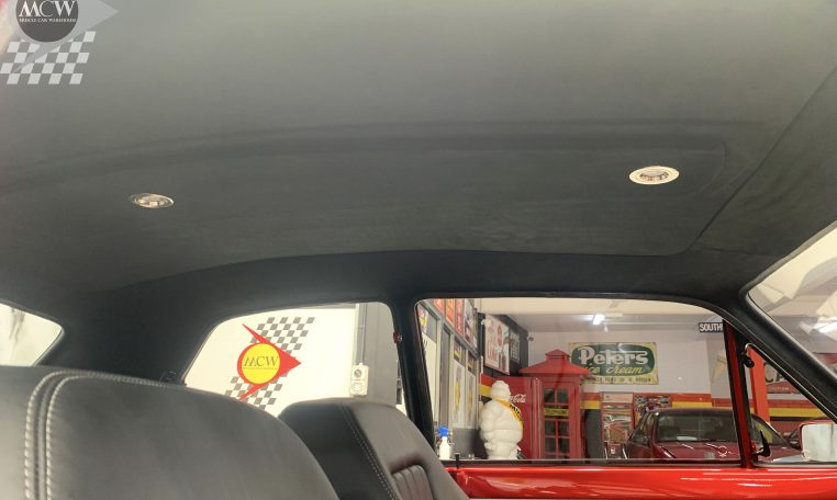 1972 Holden LJ Torana 2 Door Interior | Muscle Car Warehouse