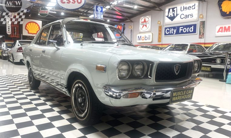 1973 Mazda RX-3 10a Sedan | Muscle Car Warehouse