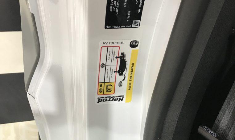 Ford Mustang DJR Door | Muscle Car Warehouse