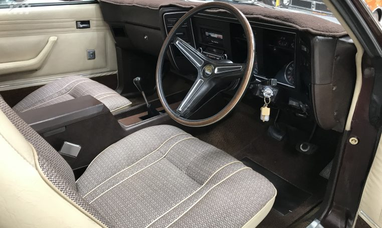 Ford Falcon XB GT Coupe Interior | Muscle Car Warehouse