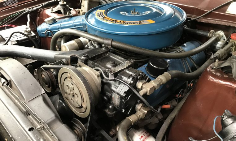 Ford Falcon XB GT Coupe Engine | Muscle Car Warehouse