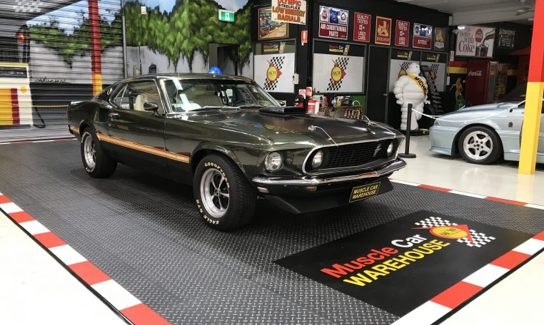 Ford Mustang 428 Cobra Jet | Muscle Car Warehouse