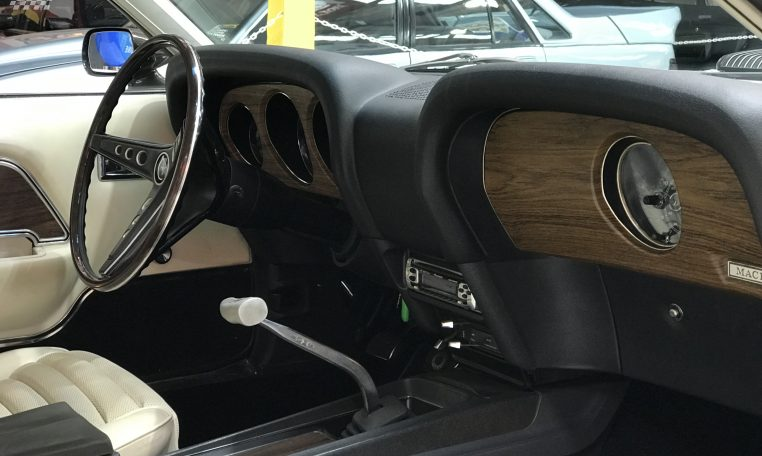 Ford Mustang 428 Cobra Jet Interior | Muscle Car Warehouse