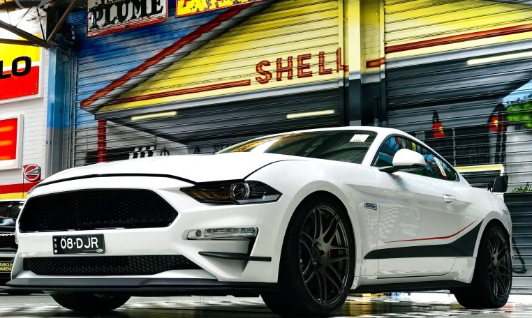 Ford Mustang DJR | Muscle Car Warehouse