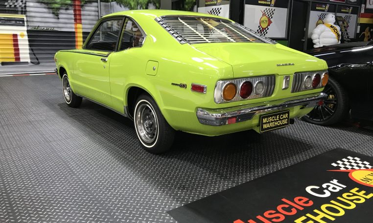 Mazda RX3 Coupe | Muscle Car Warehouse