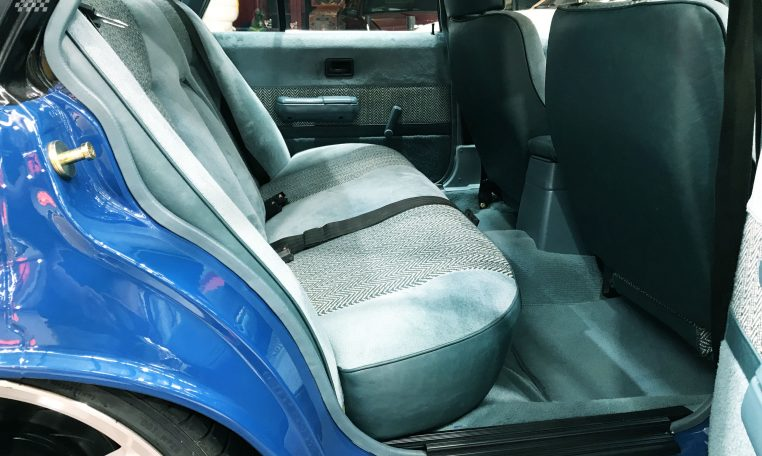 Holden VK SS Group A Replica Interior | Muscle Car Warehouse