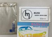 Mazda RX3 Coupe Papers | Muscle Car Warehouse