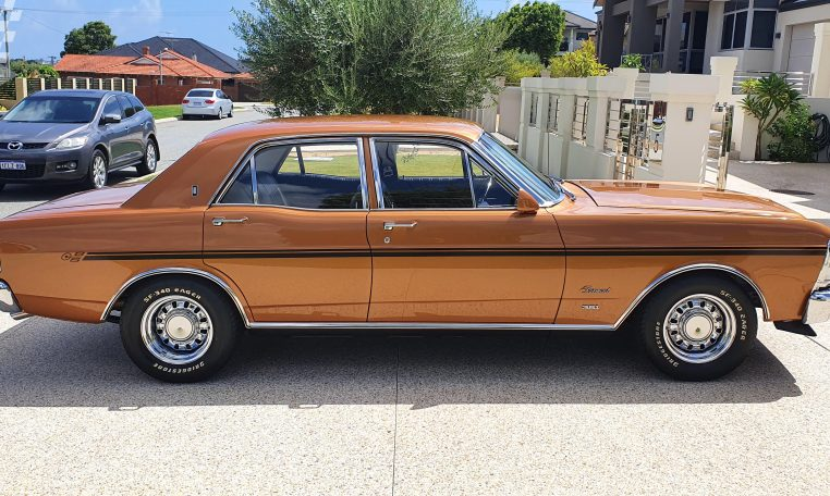 1970 Ford XY GS Fairmont K-Code | Muscle Car Warehouse