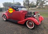 1934 Ford Roadster | Muscle Car Warehouse
