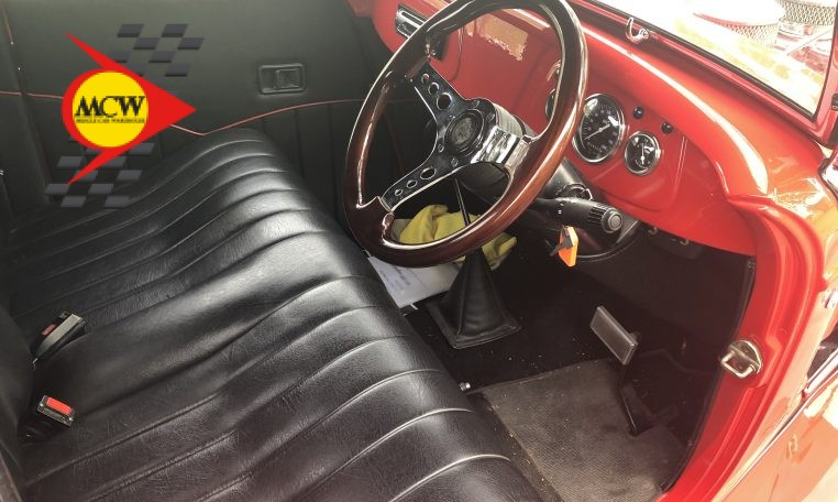 1934 Ford Roadster Interior | Muscle Car Warehouse