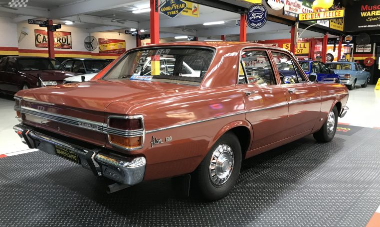 Ford XY Falcon 500 | Muscle Car Warehouse