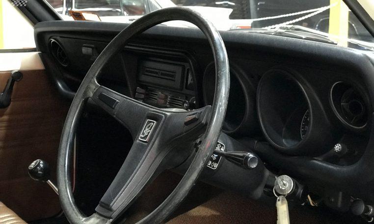 Mazda 808 Interior   Muscle Car Warehouse