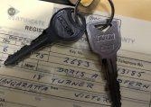 Mazda 808 Keys   Muscle Car Warehouse