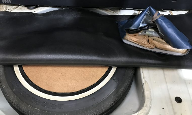 Mazda 808 Trunk   Muscle Car Warehouse