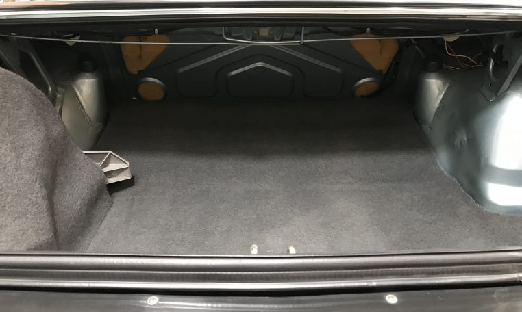 Holden VL SS GroupA Walkinshaw Trunk | Muscle Car Warehouse