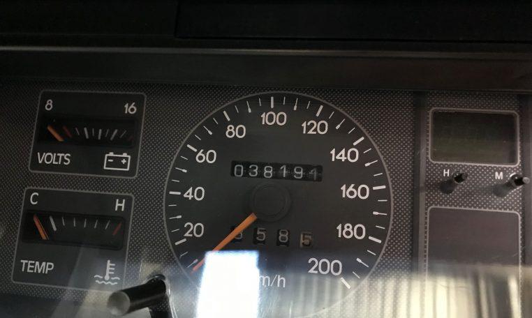 Holden VL SS GroupA Walkinshaw Speedometer | Muscle Car Warehouse